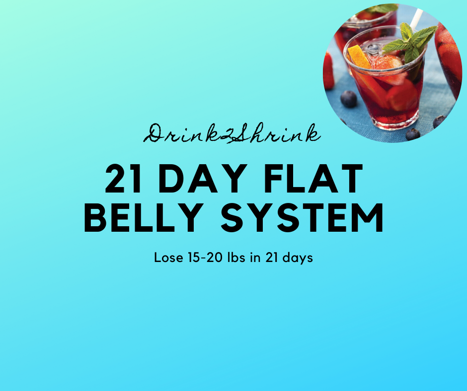 21+Day+Flat+Belly+System