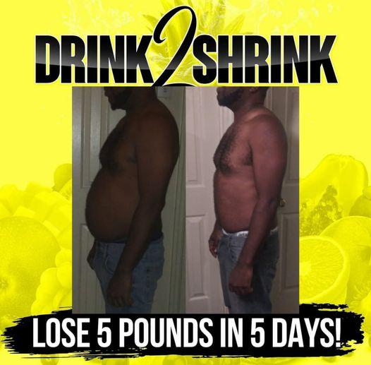 drink2shrink man
