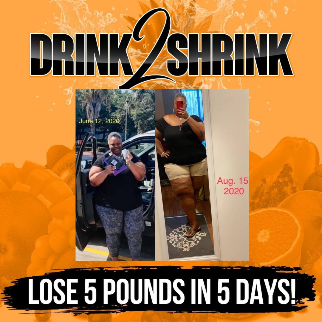 drink2shrink lady